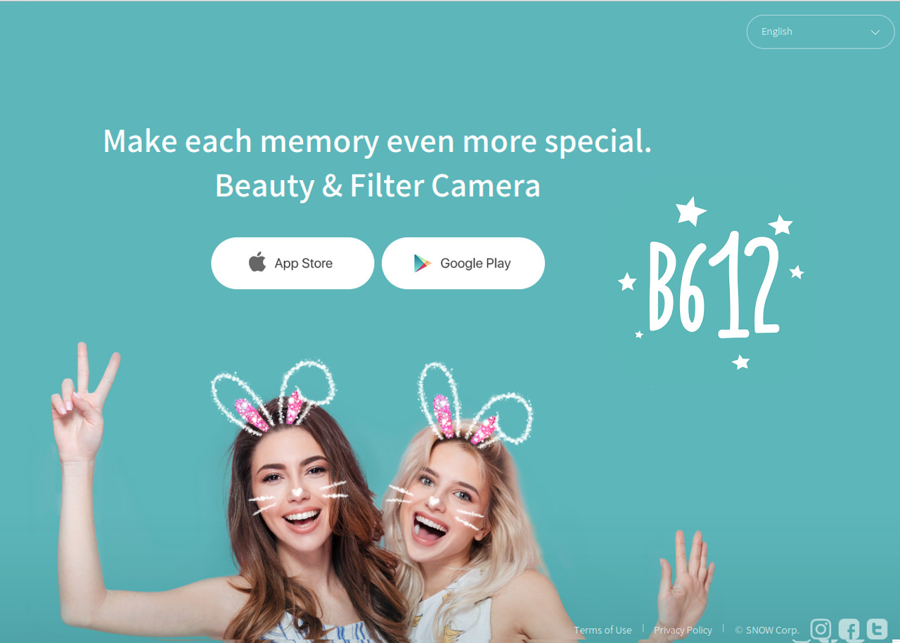 B612 App Download : Install on Android Apk for Free
