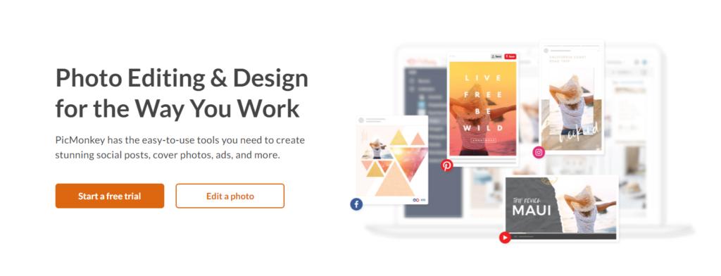 PicMonkey | Photo Editor & Graphic Designe Maker